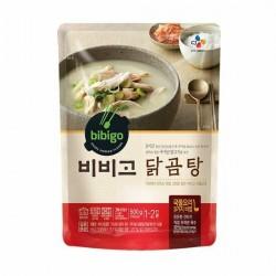 [bibigo] 雞燉湯 닭곰탕 500G