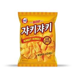 Binggrae 炭烤排骨味薯片 빙그레 쟈키쟈키 (숯불 갈비맛) 70g