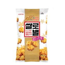 樂天 大米星星 小小酥 쌀로별 고소한맛 78g