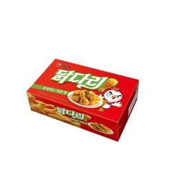 農心 原味炸雞腿餅乾 농심 닭다리 후라이드 66g